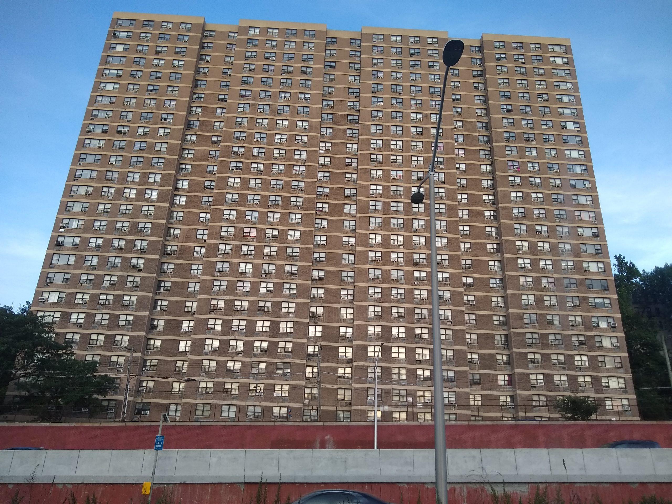 Bronx NY Apartment Building